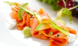 Hotel Restaurant Gasthof Zum Ochsen: 3-Gänge-Candle-Light-Dinner inkl. Begrüßungssekt für zwei Personen im Hotel Restaurant Gasthof Zum Ochsen (45% sparen*)