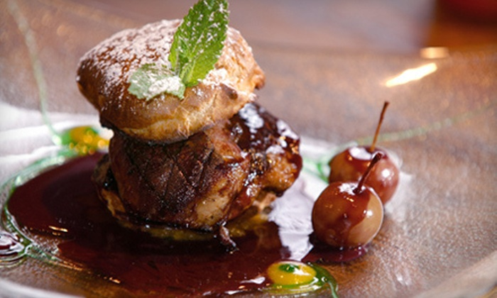 Le Bouchon - Sheepshead Bay: $40 Worth of Upscale French Fare