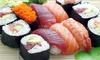 Menu Sushi da 40 o 80 pezzi