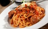 Pasta Plus - Clayton: Pasta, Pizza, and Italian Subs at Pasta Plus (Up to 53% Off). Two Options Available.