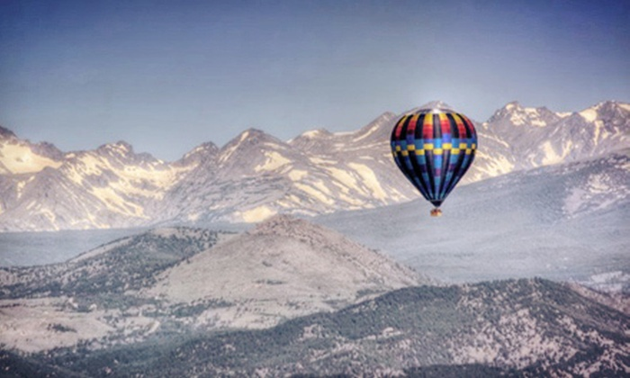 Adventure Balloon Sports - Adventure Balloon Sports: Weekday Hot Air Balloon Ride for One or Two with Breakfast and Champagne from Adventure Balloon Sports (Up to 51% Off)