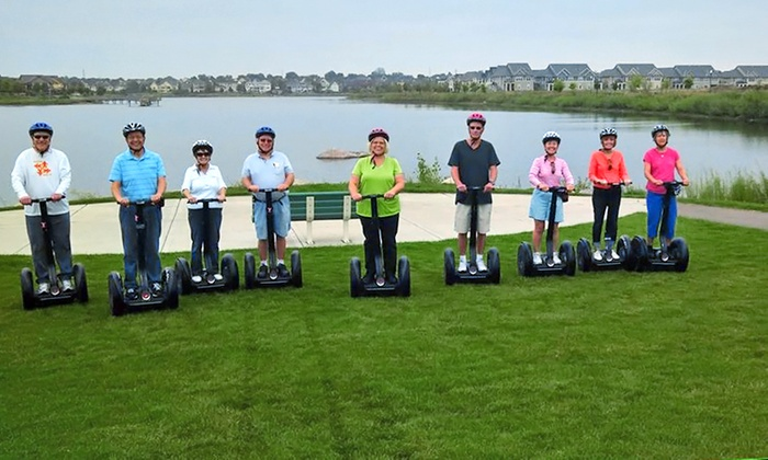 All American Segway Tours - Multiple Locations: $35 for a Two-Hour Segway Tour or Rental from All American Segway Tours ($80 Value)