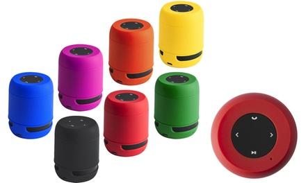 Altavoz con Bluetooth compacto
