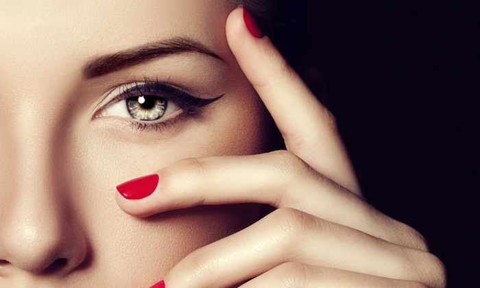 Forever Young Skin & Hair Spa - Olympia Heights: One, Three, or Five Red Light Eyebrow Sculpting Packages at Forever Young Skin & Hair Spa (Up to 73% Off)