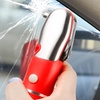 Roadside Emergency Safety Tool with Hammer, Flashlight, and Multi-Tool