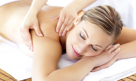 Spa Package for One or Two with Massage, Facial, Foot Scrub & Hot Towels at Massage49 - Dallas (Up to 59% Off)