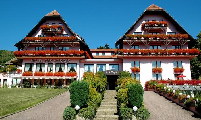 Htel Des Vosges  Klingenthal Grand Est  Groupon Getaways
