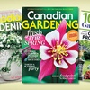 "$9.99 for ""Canadian Gardening"" Magazine"