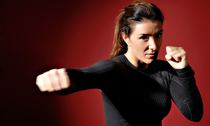 Studio Martial Arts - Far North Central: 5, 10, or 15 Self-Defense and Wing Chun Classes at Studio Martial Arts (Up to 73% Off)