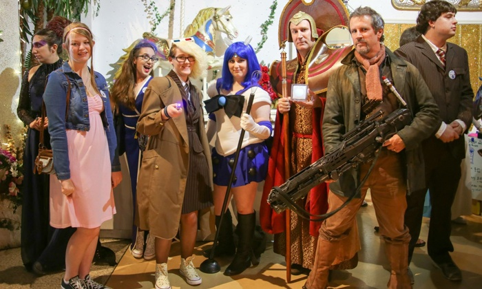 Time Lord Fest - The Event Factory: Ultimate Admission to Time Lord Fest in Tampa on February 19, 2017