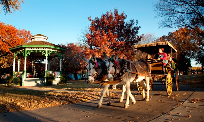 Dallas Heritage Village at Old City Park - Cedars: $5 for One-Day Admission to Candlelight at Dallas Heritage Village at Old City Park (Up to $12 Value)