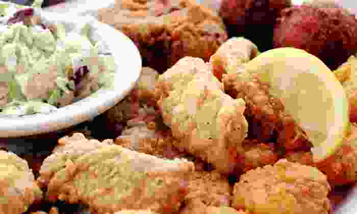 Fruit and Spice Park - Homestead: $4 for Admission to the Redland Fish Fry on November 16 or 17 at Fruit & Spice Park ($8 Value)