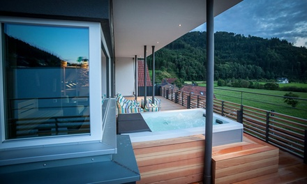 wellnessoase im schwarzwald mit loft spa nutzung und dinner groupon. Black Bedroom Furniture Sets. Home Design Ideas