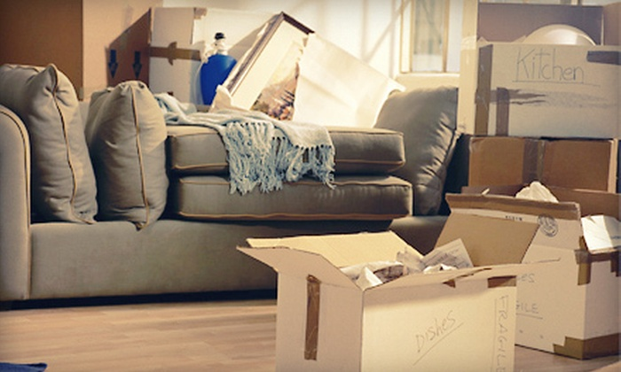 Keep Moving LLC - Austin: $99 for Two Hours of Local Moving Services from Keep Moving LLC ($208 Value)