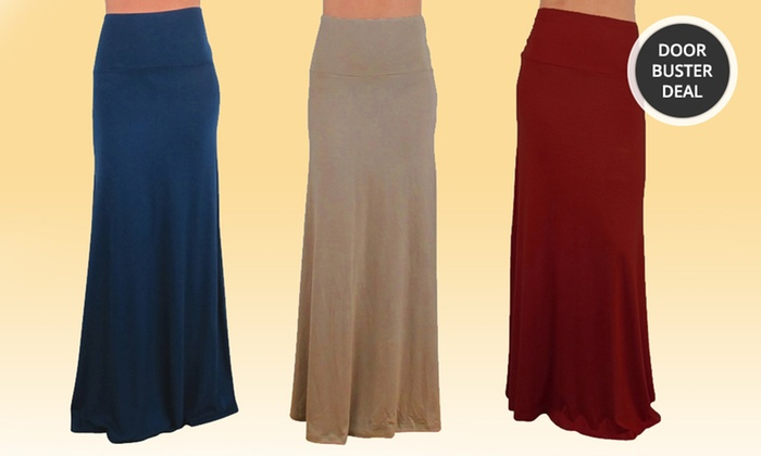 Free to Live Maxi Skirt: Free to Live Maxi Skirt. Multiple Colors Available. Free Returns.