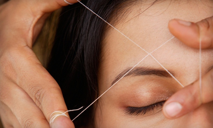 Ivy's Threading Salon and Spa - Pembroke Pines: One or Three Sessions of Eyebrow Threading at Ivy's Threading Salon and Spa (Half Off)