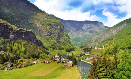 Groupon Deal: ✈ 11-Day Tour of Scandinavia with Airfare from Gate 1 Travel. Price/Person Based on Double Occupancy.