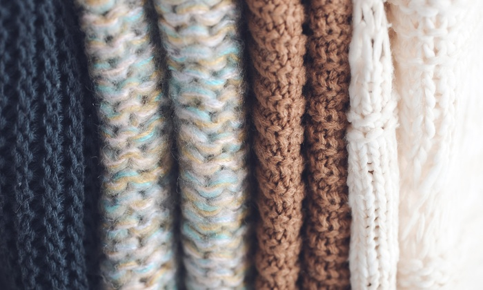DC Knits - Downtown Santa Fe: $50 for $100 Worth of Clothing and Accessories at DC Knits
