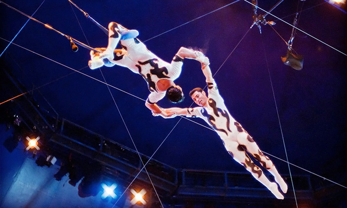 Royal Canadian Circus - Multiple Locations: Royal Canadian Circus, May 1–24 (Up to 46% Off)