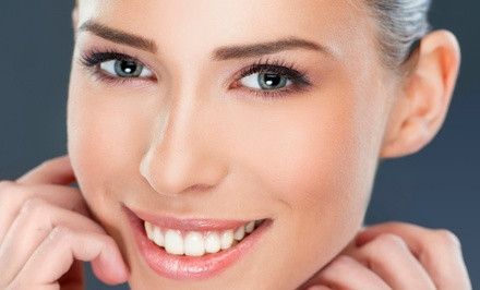 Permanent Makeup on the Eyelids or Brows at Iris Beauty Solution (Up to 67% Off). Three Options Available.