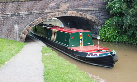 Middlewich boat hire