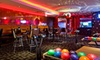 Kings - Multiple Locations: $19 for $40 Worth of Bowling, Shoe Rentals, Skee-Ball, Shuffleboard, and More at Kings