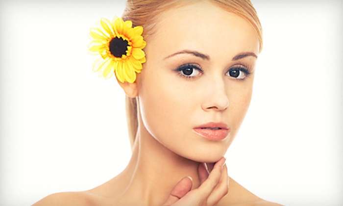 SkinSpa Med - Multiple Locations: Laser-Facial Package or Laser Skin-Resurfacing Treatment at SkinSpa Med (Up to 91% Off)