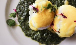 Roux Tampa: $17 for $35 Worth of Creole Seafood Brunch or Lunch for Two at Roux Tampa