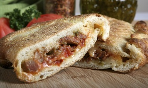 Bova's Italian Restaurant: Italian Cuisine and Drinks at Bova's Italian Restaurant (Up to 55% Off). Three Options Available.