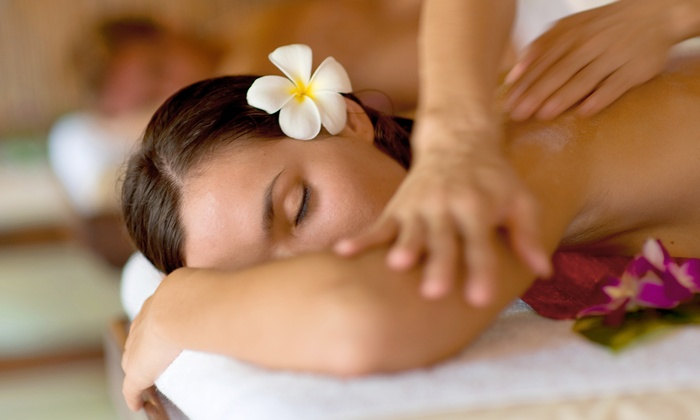 Anathallo Day Spa - Anathallo Day Spa: 60-Minute Swedish Massage or Couples Swedish Massage at Anathallo Day Spa (Up to 53% Off)