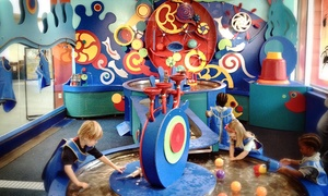 Brooklyn Children's Museum: Brooklyn Children's Museum Visit for Two, Four, or Six (Up to 35% Off)