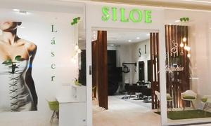 Siloe Estilistas: Sesión de peluquería con estilismo y manicura Shellac desde 16,95 € en Siloe Estilistas