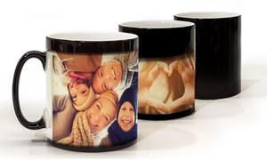 Printer Pix: 1 o 2 tazas de cerámica normales o mágicas con foto personalizada desde 3,99 € con Printer Pix