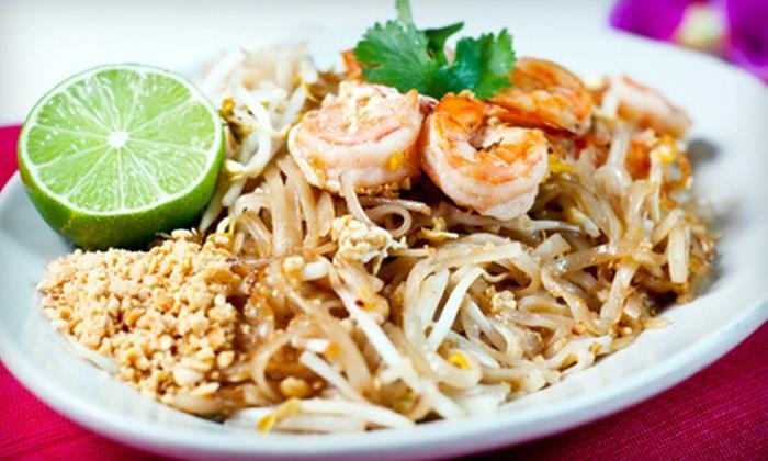 Thai Topaz - Northwest Side: $8 for $16 Worth of Thai Cuisine at Thai Topaz