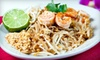 Thai Topaz Medical Center - Northwest Side: $8 for $16 Worth of Thai Cuisine at Thai Topaz