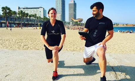 4, 6 u 8 sesiones de electroestimulación inalámbrica con entrenador personal desde 39 € en islablanca bodyshape