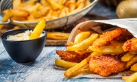 Fish and Chips for Two or Four at Bait (Up to 44% Off)