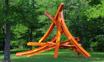 Admission for Two or Four or One-Year Family Membership at Pyramid Hill Sculpture Park (Up to 50% Off)