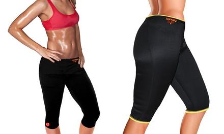 Plus-Size Thermo Slimming Detox Pants