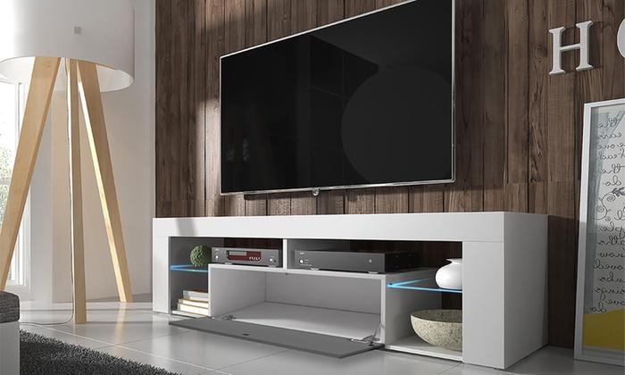 Leuke Moderne Tv Kast.Selsey Modern Tv Meubel Groupon Goods