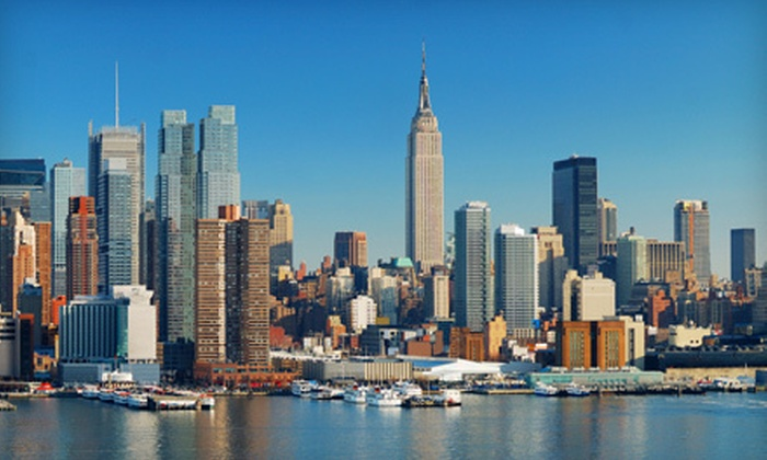 Continental Guest Services - Midtown Center: Concierge Insiders Tour Including 9/11 Memorial for One, Two, or Four from Continental Guest Services (Up to 55% Off)