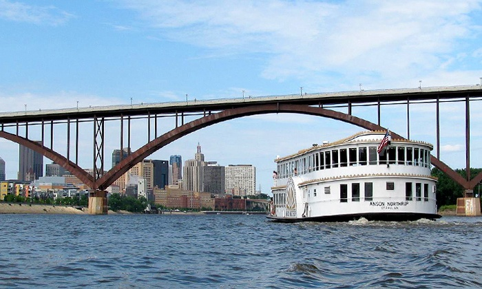 Padelford Riverboats - Padelford Packet Boat Co., Inc.: Sightseeing or Margarita Cruises from  Padelford Riverboats (Up to 50% Off). Four Options Available.