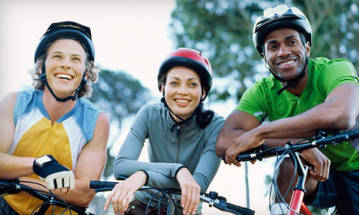 Bayshore Bike Rentals - West End: Eight-Hour Bike Rental for One or Two Adults or Children at Bayshore Bike Rentals (Up to 56% Off)