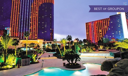 Stay at Rio All-Suite Hotel and Casino in Las Vegas. Dates into May.