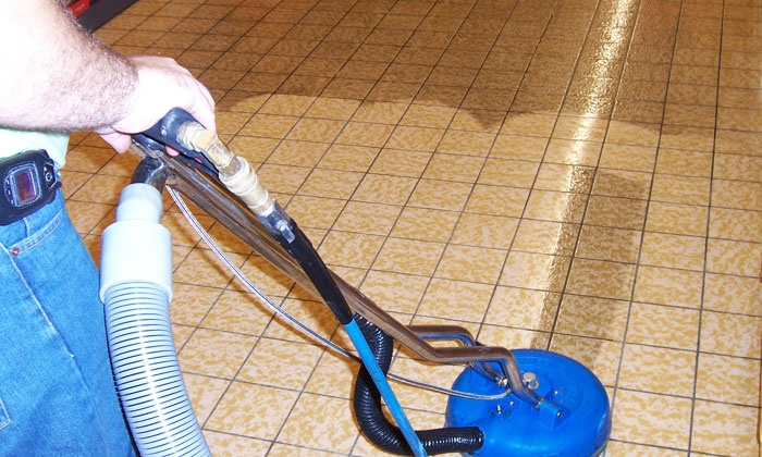 RCN CLEANING SERVICES - Fort Lauderdale: Two Hours of Tile and Grout Cleaning from RCN CLEANING SERVICES (55% Off)