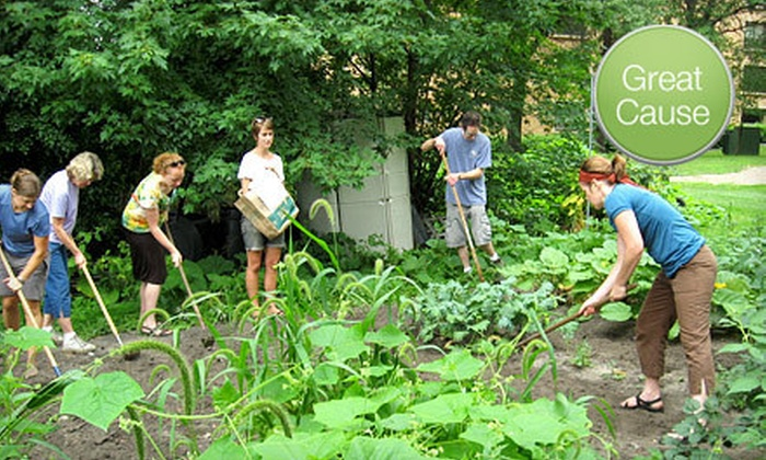 Gardening Matters - Central: If 50 People Donate $10, Then Gardening Matters Can Create a Lending Library of Gardening Tools for Community