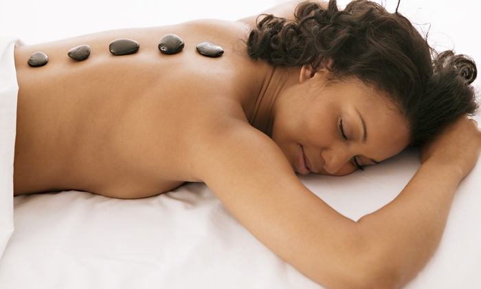 Aurora Serenity - Taku / Campbell: 60- or 90-Minute Hot-Stone Massage at Aurora Serenity (50% Off)