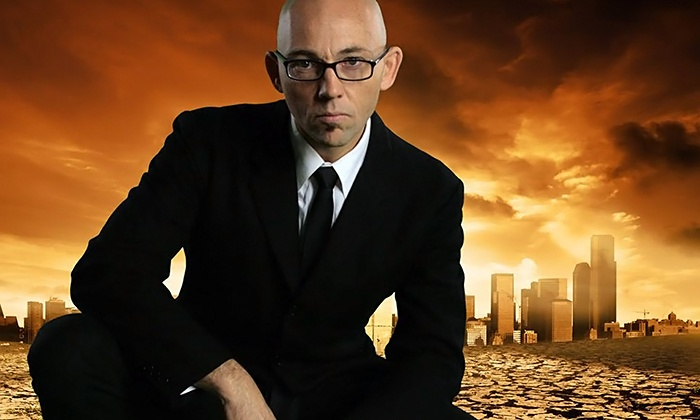 Ian Harris: Critical & Thinking Tour 2014 - The Rio Theatre: Ian Harris: Critical & Thinking Tour 2014 at Rio Theatre on Saturday, July 26, at 8:30 p.m. (Up to 40% Off)