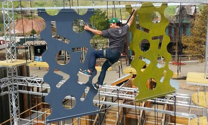 Miners Maze Adventureland - Golden: Family Fun Park for Two, Four, or Six at Miners Maze Adventureland (Up to 50% Off)
