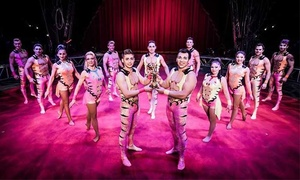 Circus Vargas: Circus Vargas presents iLUMINOUS (February 25–March 7)